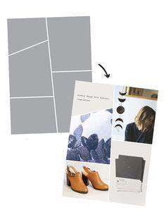 Client Branding The Super Edition — June Letters Studio Webdesign Inspiration, Logo Design Inspiration, Moodboard Inspiration, Layout Template, Templates, Webdesign Layouts, Web Design, Picture Layouts, Brand Guide