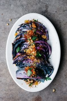 Braised Purple Cabbage | TENDING the TABLE