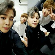 Jimin and jungkook bts