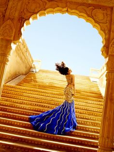 That dress is so amazing By Suresh Natrajan Indian Bridal Designer.