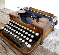 1930s royal typewriter