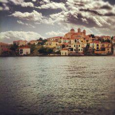 Galaxidi | Fokis | Greece © alikip. Papou's home town :)