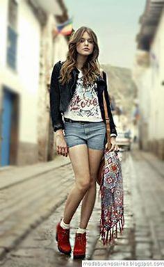 Moda y Tendencias en Buenos Aires : 47 Street 2012 primavera ...