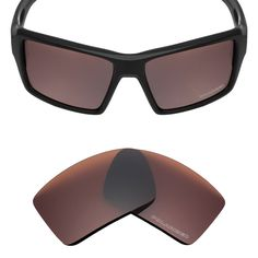 50c5067f9052a Click to Buy    Mryok+ POLARIZED Resist SeaWater Replacement Lenses for Oakley  Eyepatch.
