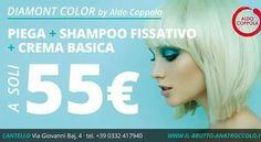 Solo per domani 26 febbraio nei nostri saloni del Brutto Anatroccolo, effetti di colorazione speciali Aldo coppola + piega + shampoo fissativo + crema basica a soli 55€! Vi aspettiamo numerosi!  Via G. Baj,4 Cantello (VA) 0332417940 #hairbeauty#hairstylist