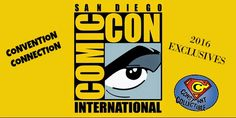 San Diego Comic-Con All popular movies & TV panels are arriving All Popular, Popular Movies, San Diego Comic Con, Aspen Comics, Project Blue Book, Sdcc 2016, Tv Panel, Batman Figures, Vinyl Figures