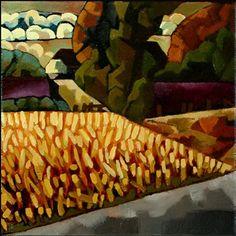 Het korenveld, Jean Brusselmans