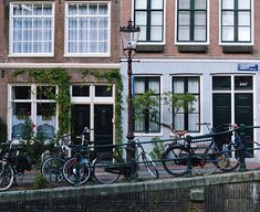 Bikes of Amsterdam ( Nikon D3200, Nikon Photography, Amsterdam, Wheels, Europe, Photo And Video, Videos, Photos, Travel