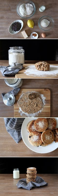 Homemade Welshcakes | Big Girls Small Kitchen