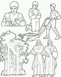 Activity Days: Activity Days: Joseph Smith's first vision packet