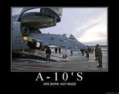 Warthog A10 military