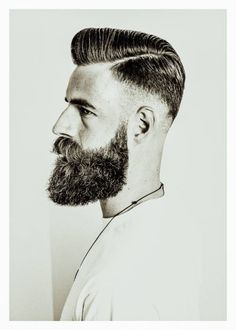 High and tight w/ beard                                                                                                                                                      More