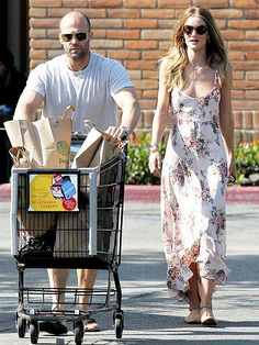 Celebrities: Celeb Style » Stars' Grocery Store Style