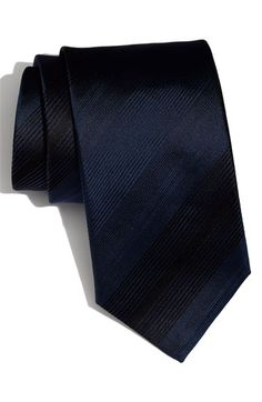 Groomsmen's ties: Hugo Boss