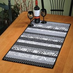 Table Runner Sewing Patterns | Table Runners | Quilters Showcase
