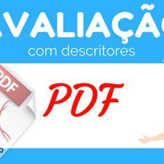 Avaliação com Descritores em PDF