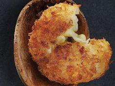 Recette : croquettes de risotto à la mozzarella