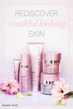 Youthful volume is recaptured. Even skin tone is revealed. Vital moisture is replenished. 5 skin care products you need to try. | Mary Kay