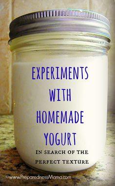 how to make homemade yogurt with raw milk