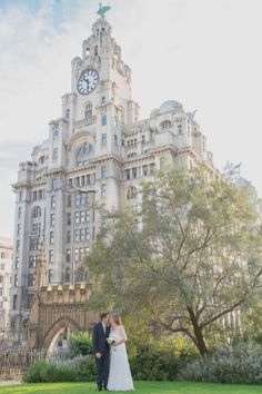 Liver Building wedding photography, Kate Williams photography