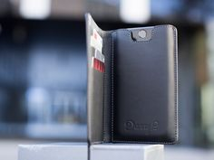 Handmade Leather Wallet with iPhone 6 Case from the Italian Leather – Danny P.