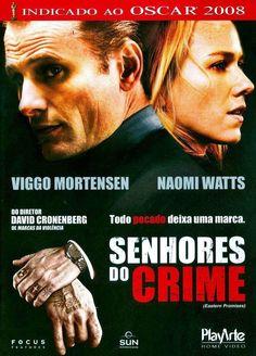 Senhores do Crime - unibanco arteplex em 23.02.08
