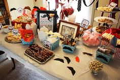 Offbeat Mama » mustache-themed cookies and milk third birthday party