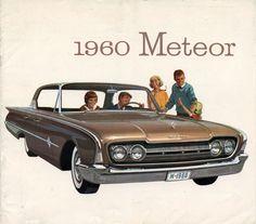 1960 Meteor Brochure