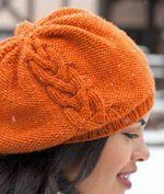 "Knitted Hats - Knitting Daily You have to buy a book for he pattern, but it's a ""someday"" project."