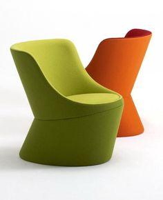DIDI Multipurpose Chair Design by Busk + Hertzog