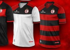 Campinense Clube 2015 Home and Away Kits