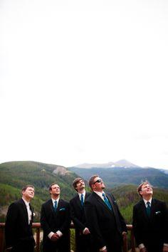 Wedding Photography   Mountain Groomsmen   The Lodge at Breckenridge, Colorado   http://thelodgeandspaatbreck.com/