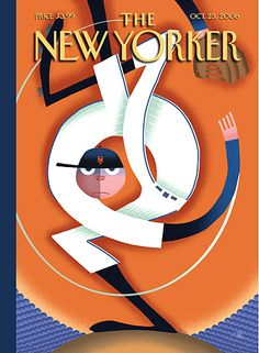 Bob Staake New Yorker Cover