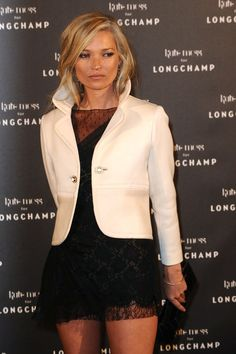 Top looks: Kate Moss in Valentino