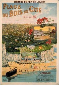 3e étape sur la cote picarde : Le Bois de Cise « Gensenadine's Blog