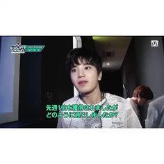 日本語で『嬉しい〜』を連発〜 でも、どんな顔で言ってたのか気になるじゃん    #infinite #sungjong #Myungsoo