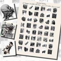 Sherlock Holmes Printables by Arthur Conan by imagesbythebook