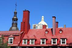 Old Quebec city. Photo by Natalya Kuzmina