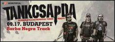 Tankcsapda: Rohadék Rockcsempész Turné 2016 - Barba Negra Track őszi zárás…