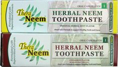 Pursue Healthy Teeth and Gums with Our Neem Oil Toothpaste