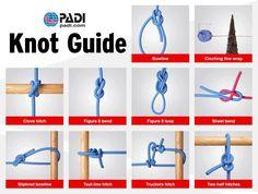 padi-knot-tying-guide-scuba-diving