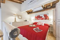 Adelaide:  Gracious apartment located in Florence's Oltrarno area near the main road that encircles Florence. Perfect for a single guest or a young couple. Suggested if you want to travel with your car. It can sleep up to 2 people and has 1 bedroom and 1 bathroom. #luxury #apartment #accommodation #florence #tuscany #italy #travel