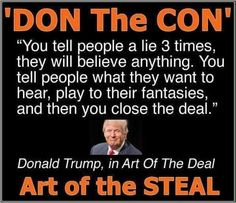 The Art Of The Deal Quotes Pinbarb Toth On Drumpf.not My President  Pinterest .