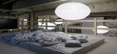 Mélanie Matranga   Palais de Tokyo Design Projects, Centre, Bed, Room, Furniture, Home Decor, Exhibition Space, Contemporary Art, Bedroom