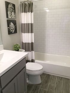 This Is How To Remodel Your Small Bathroom Efficiently, Inexpensively #bathroomideas #smallbathroomremodeling