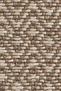 Dune sisal rug in Grey colorway, by Merida.