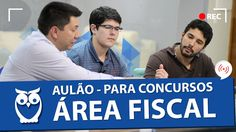 Aulão com dicas de estudos para concursos da Área Fical. #estudos #dicas #concursos #concurseiros #fiscal
