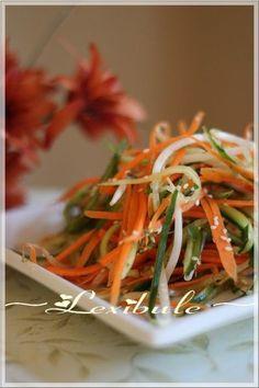 Qu'elle soit servie en entrée, en accompagnement ou bien comme repas, la salade demeure une excellente façon d'émoustiller l'appétit!! Cel...