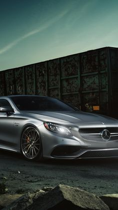 Cars Mercedes Benz S63 Luxury Wallpapers