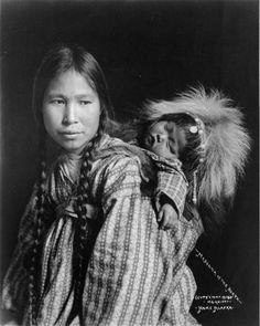 """Madonna of the North"" (H.G. Kaiser). Nome, Alaska, 1919"